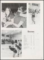1973 Harmony Grove High School Yearbook Page 52 & 53