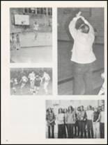 1973 Harmony Grove High School Yearbook Page 56 & 57