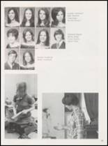 1973 Harmony Grove High School Yearbook Page 58 & 59