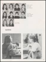 1973 Harmony Grove High School Yearbook Page 60 & 61