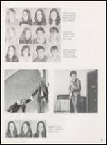 1973 Harmony Grove High School Yearbook Page 66 & 67