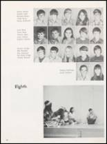1973 Harmony Grove High School Yearbook Page 68 & 69