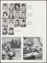 1973 Harmony Grove High School Yearbook Page 70 & 71