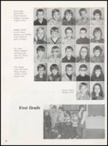 1973 Harmony Grove High School Yearbook Page 84 & 85
