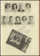 1946 Monroe High School Yearbook Page 12 & 13