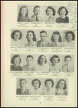 1946 Monroe High School Yearbook Page 14 & 15
