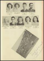 1946 Monroe High School Yearbook Page 18 & 19