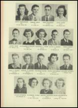 1946 Monroe High School Yearbook Page 20 & 21