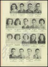 1946 Monroe High School Yearbook Page 26 & 27