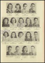 1946 Monroe High School Yearbook Page 28 & 29