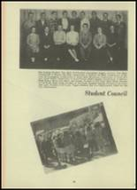 1946 Monroe High School Yearbook Page 38 & 39