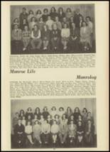 1946 Monroe High School Yearbook Page 40 & 41