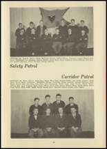 1946 Monroe High School Yearbook Page 42 & 43