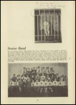 1946 Monroe High School Yearbook Page 46 & 47