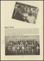1946 Monroe High School Yearbook Page 48 & 49