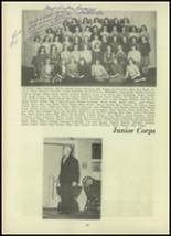 1946 Monroe High School Yearbook Page 50 & 51