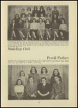 1946 Monroe High School Yearbook Page 54 & 55