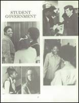 1972 Abraham Lincoln High School Yearbook Page 32 & 33