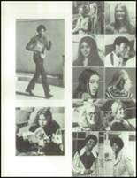 1972 Abraham Lincoln High School Yearbook Page 34 & 35