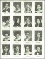 1972 Abraham Lincoln High School Yearbook Page 50 & 51