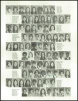 1972 Abraham Lincoln High School Yearbook Page 70 & 71
