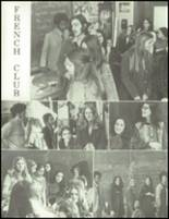 1972 Abraham Lincoln High School Yearbook Page 114 & 115
