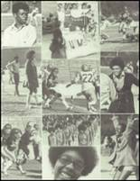 1972 Abraham Lincoln High School Yearbook Page 128 & 129