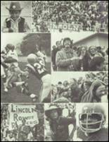 1972 Abraham Lincoln High School Yearbook Page 130 & 131