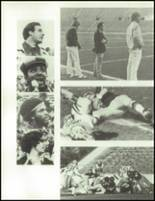 1972 Abraham Lincoln High School Yearbook Page 134 & 135