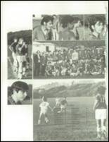 1972 Abraham Lincoln High School Yearbook Page 156 & 157