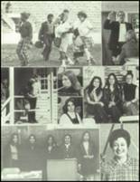 1972 Abraham Lincoln High School Yearbook Page 162 & 163