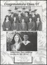 2001 Lometa High School Yearbook Page 12 & 13