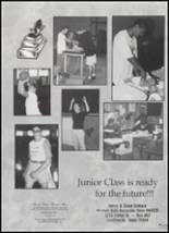2001 Lometa High School Yearbook Page 14 & 15
