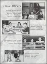 2001 Lometa High School Yearbook Page 20 & 21
