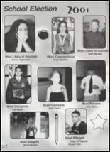 2001 Lometa High School Yearbook Page 22 & 23