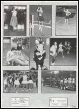 2001 Lometa High School Yearbook Page 26 & 27
