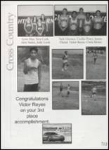 2001 Lometa High School Yearbook Page 28 & 29