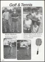 2001 Lometa High School Yearbook Page 38 & 39