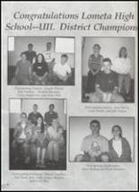 2001 Lometa High School Yearbook Page 40 & 41