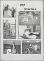 2001 Lometa High School Yearbook Page 42 & 43