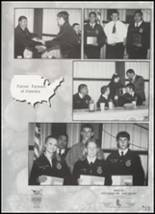 2001 Lometa High School Yearbook Page 44 & 45