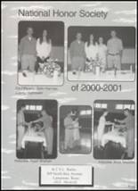 2001 Lometa High School Yearbook Page 46 & 47