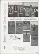 2001 Lometa High School Yearbook Page 64 & 65