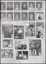 2001 Lometa High School Yearbook Page 84 & 85