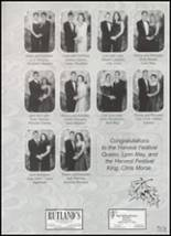 2001 Lometa High School Yearbook Page 88 & 89