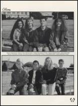 1994 Texhoma High School Yearbook Page 20 & 21