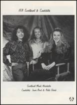 1994 Texhoma High School Yearbook Page 22 & 23