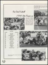 1994 Texhoma High School Yearbook Page 38 & 39