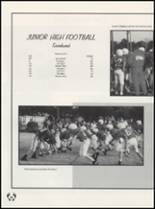 1994 Texhoma High School Yearbook Page 54 & 55