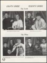 1994 Texhoma High School Yearbook Page 56 & 57